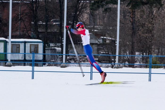 Чемпионат России по лыжным гонкам