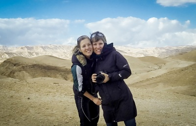 Birthday on the Dead Sea (video)